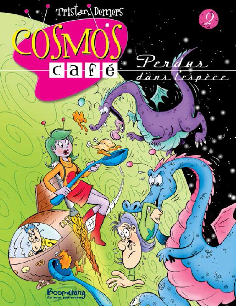 Cosmos-Café - Perdus dans l'espèce