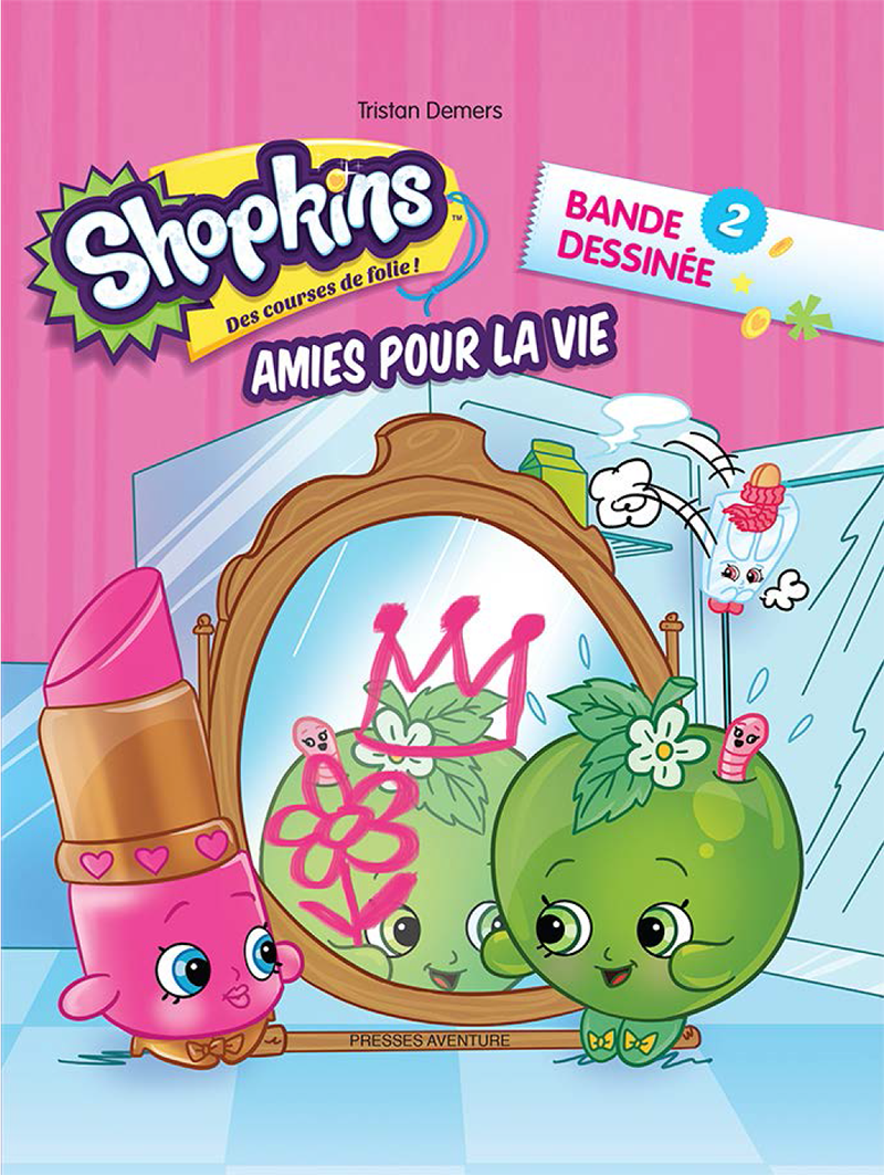Shopkins - Amies pour la vie #2