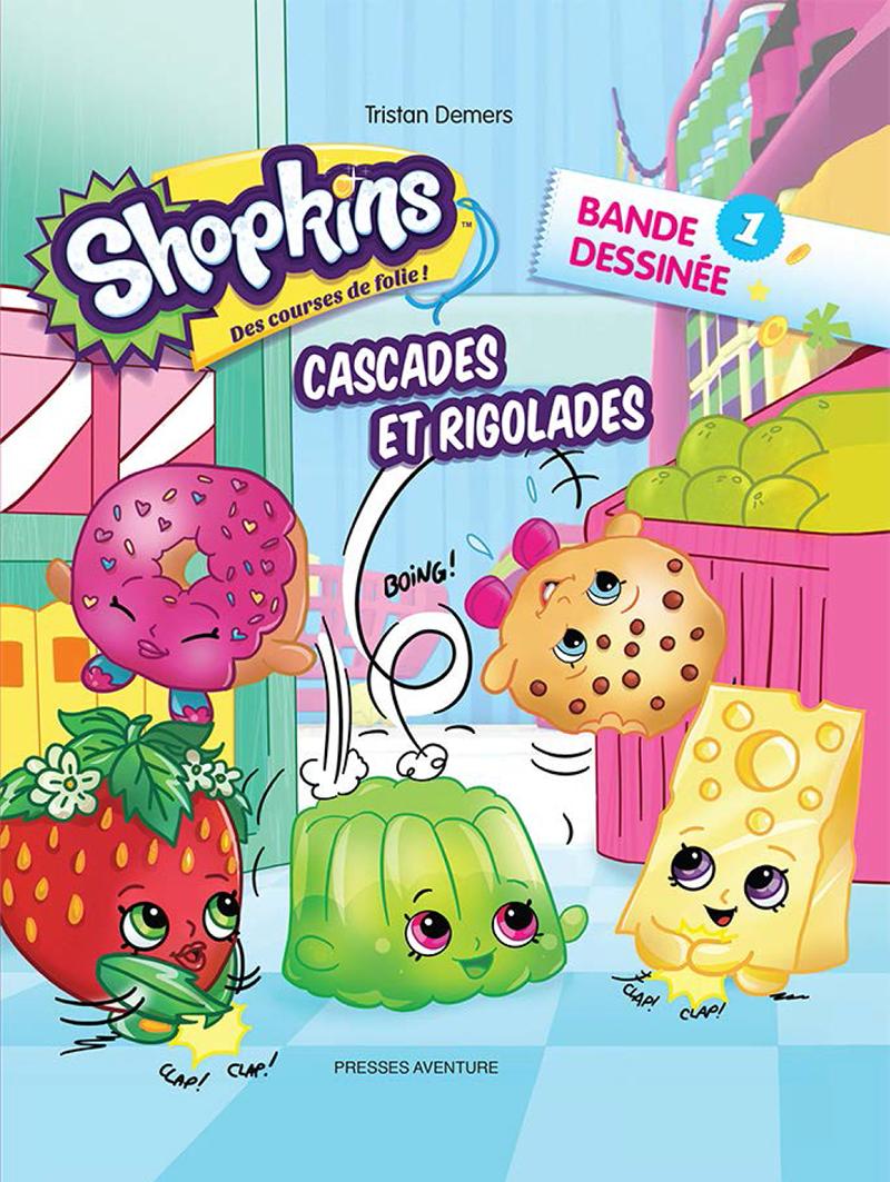 Shopkins - Cascades et rigolades #1