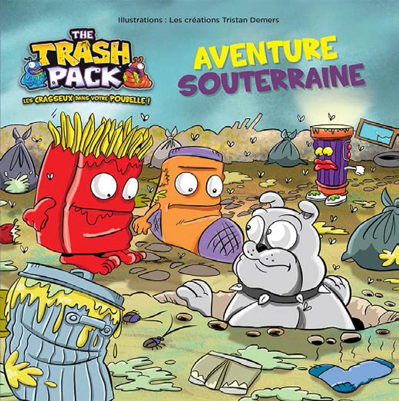 Trash Pack - Aventure souterraine