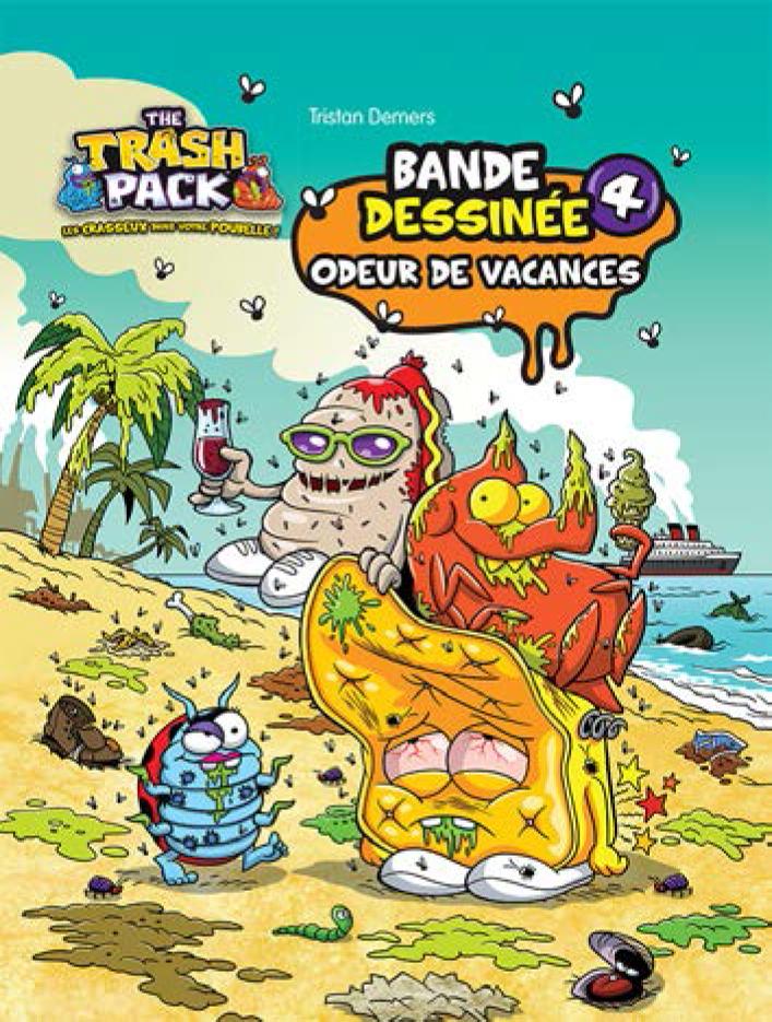 Trash Pack - Odeur de vacances #4