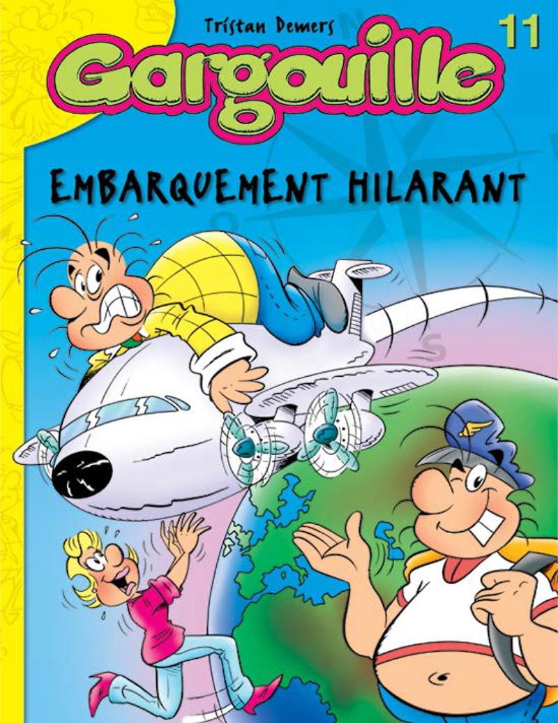 Gargouille - Embarquement hilarant #11