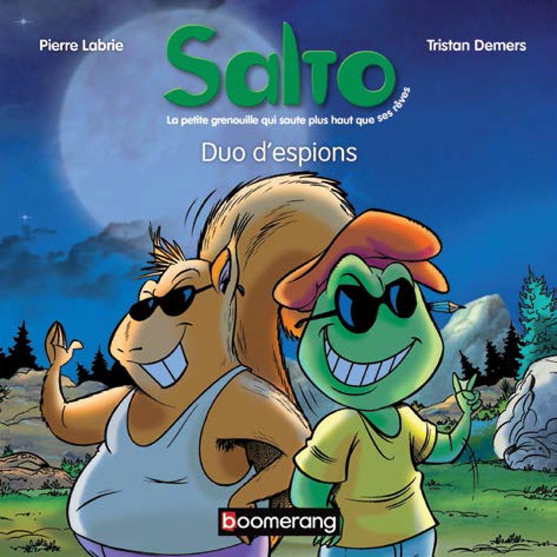Salto - Duo d'espions #4