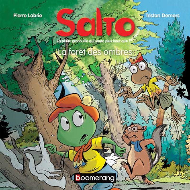 Salto - La forêt des ombres #6